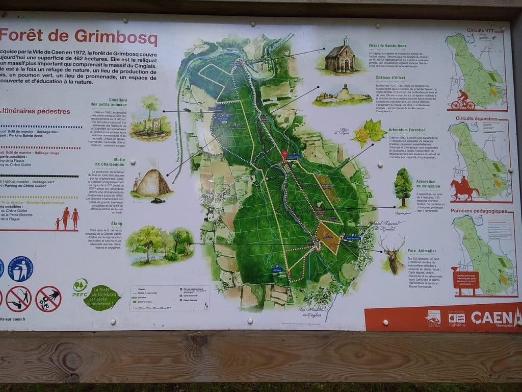 Forêt-de-Grimbosq
