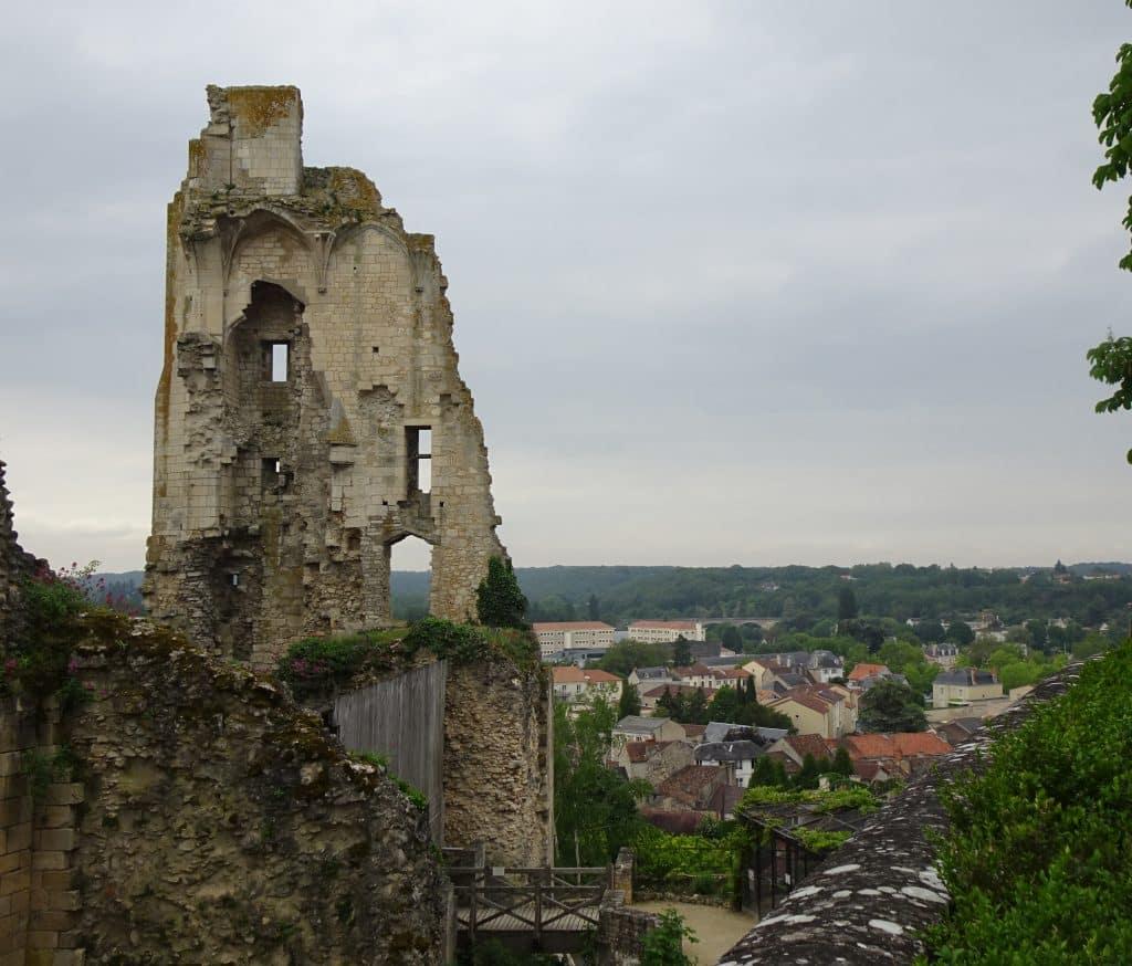La-cité-médiévale-de-Chauvigny