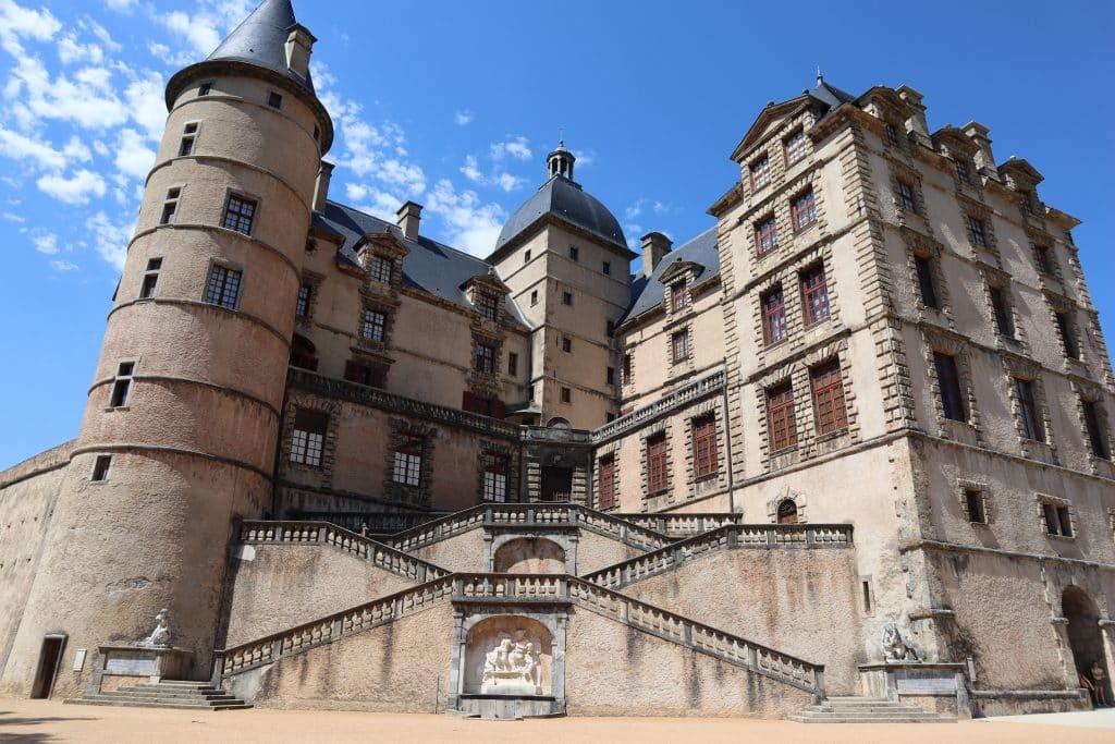 Le-château-de-Vizille