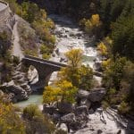 Pont-roman-sur-la-Meouge-dans-les-gorges-du-meme-nom